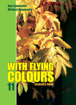 With Flying Colours 11. Student´s book