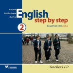 English Step by Step 2. Teacher's CD